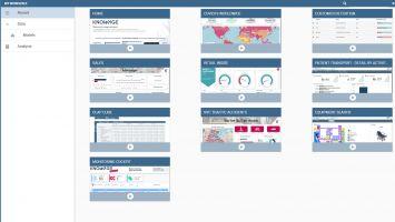 Private workspace & open data